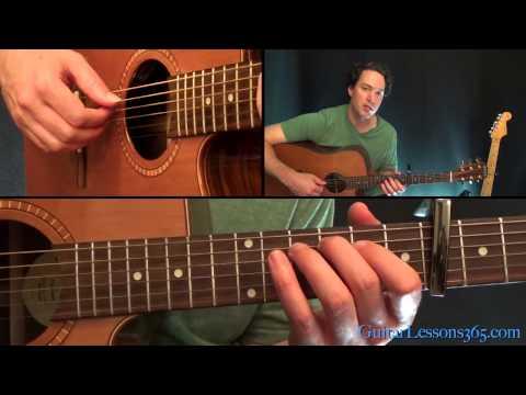 I See Fire Guitar Lesson - Ed Sheeran