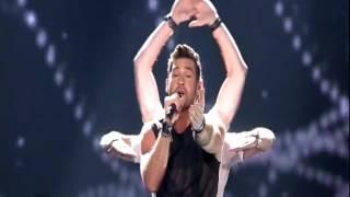 מאחורי הקלעים עם אימרי זיו באירוויזיון - בלעדי!!!!!!