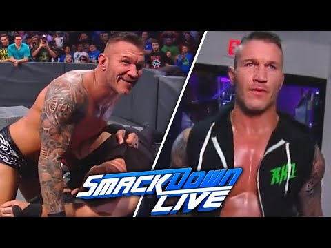 Randy Orton Goes Crazy! Heel Turn! - WWE SmackDown Live 11/28/17 Review & Results!
