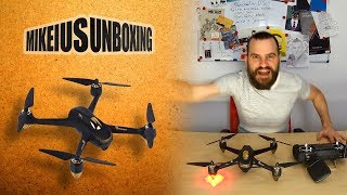Hubsan X4 FPV Racing Drone - Mikeius Unboxing