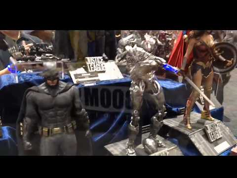 Hot Toys Tour - Sideshow Live from San Diego Comic-Con!
