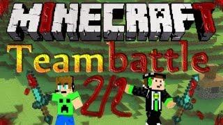 Minecraft Teambattle #2 [German/HD] -