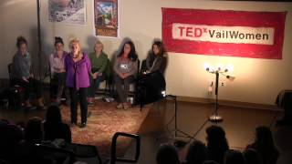 Family Stories, Secrets and Survival: Dr. Judith Landau at TEDxVailWomen
