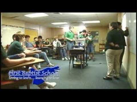 First Baptist School B Corpus Christi, Texas