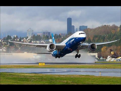 BOEING 787-10 *FIRST FLIGHT*