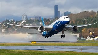 BOEING 787-10 FIRST FLIGHT