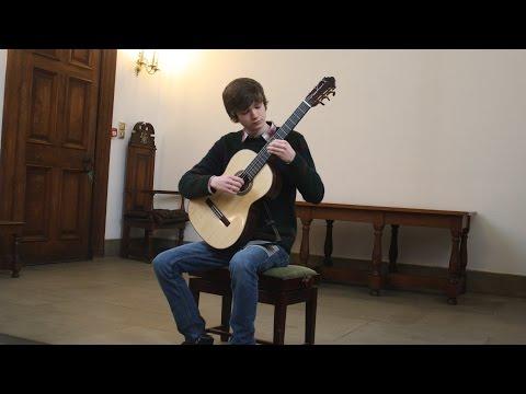 Johann Sebastian Bach: Fugue, BWV 1000
