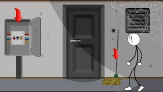 Doors Escape Stickman | Stickman Escape Challenge Android Gameplay HD