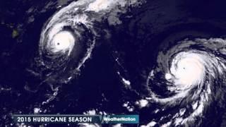 2015 Hurricane Season Highlights