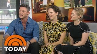 Meet The Stars Of 'Professor Marston And The Wonder Women' | TODAY