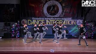 Dance Integration 2017 - Hip-Hop Crews, Formations, Adults