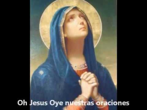 Rosario de nuestra señora de las lagrimas completo y con subtitulos