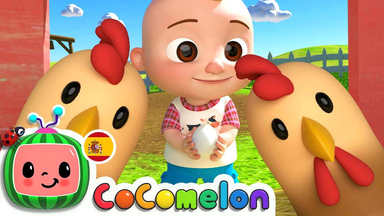 CoComelon en Español   El viejo MacDonald tenía una granja   Canciones Infantiles