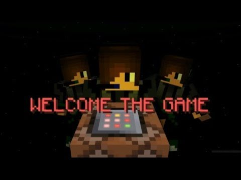 WELCOME THE GAME (minecraft adventure map) [BY:xnagat] FREE download