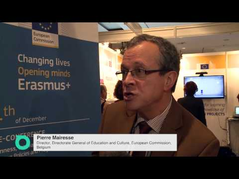 Interview with Pierre Mairesse, Directorate General of Education and Culture, European Commission