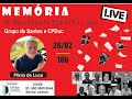 Memória do Movimento Espírita Laico - Grupo de Santos e CPDoc