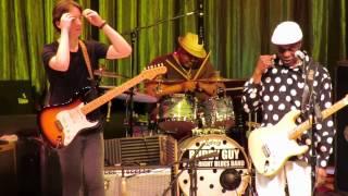 Buddy Guy & Quinn Sullivan - Strange Brew / Voodoo Chile / Sunshine of Your Love @ Westbury NY