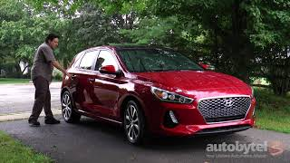 2018 Hyundai Elantra GT Test Drive Video Review