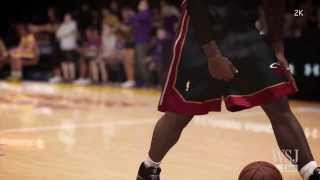 Is NBA 2K14 Still a Slam Dunk? | WSJ Game Theory w/ Adam Najberg