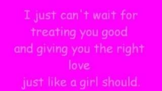 Monrose - Like a Lady || Lyrics