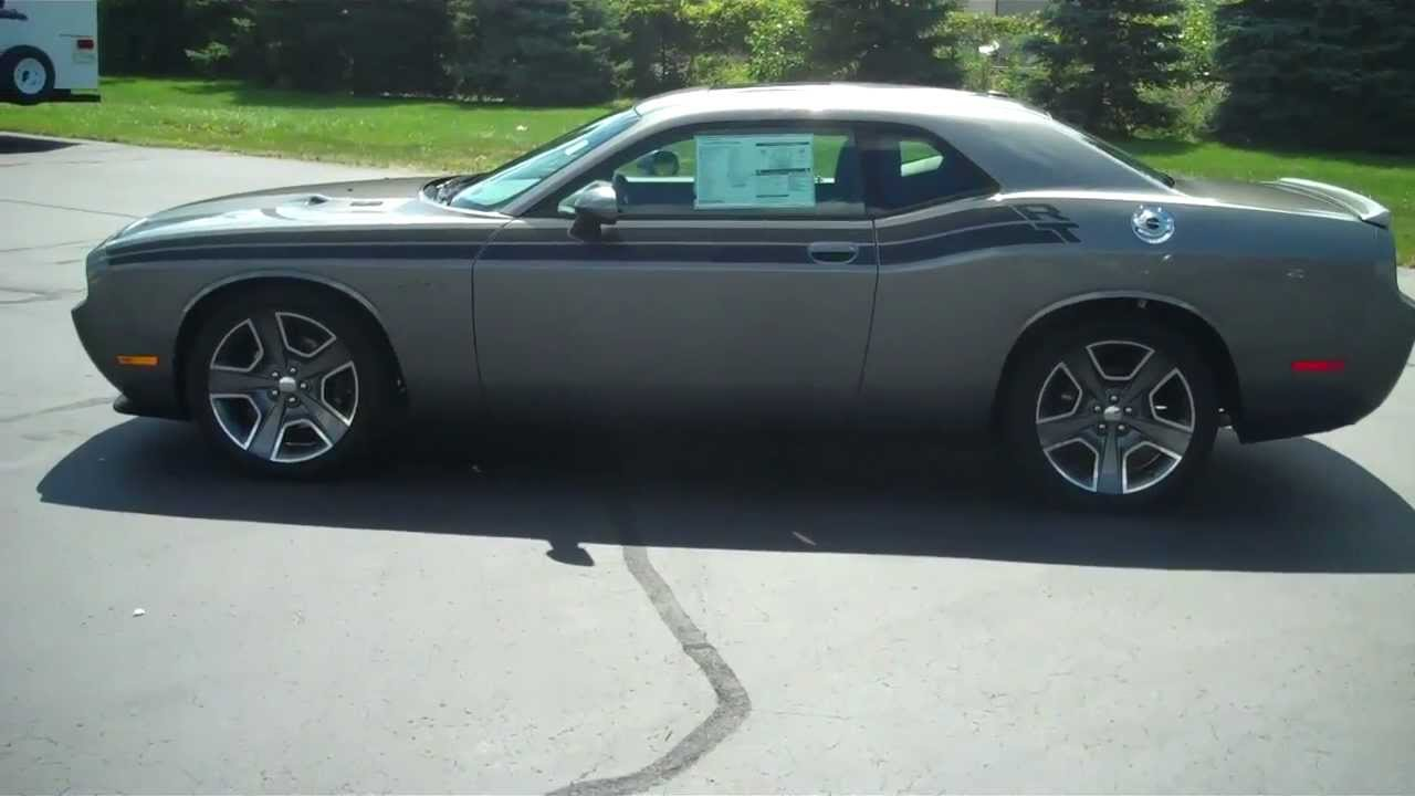 2012 dodge challenger r t classic at lochmandy motors. Black Bedroom Furniture Sets. Home Design Ideas
