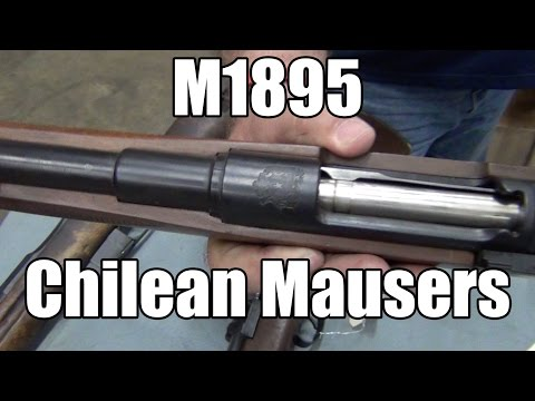 M1895 Chilean Mausers by DWM - Various Grades For Sale