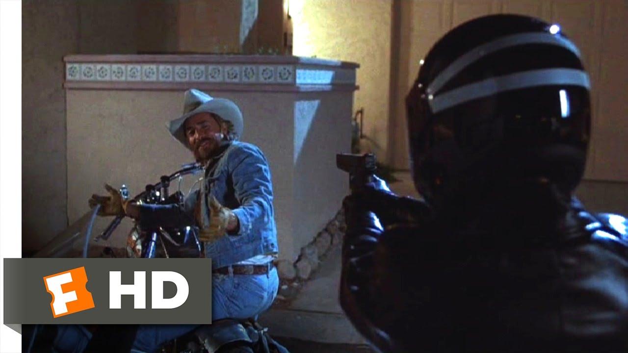 Harley Davidson Movie: Harley Davidson And The Marlboro Man (7/12) Movie CLIP