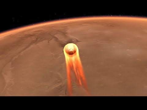 InSight Mission Lands Safely on Mars on This Week @NASA – November 30, 2018