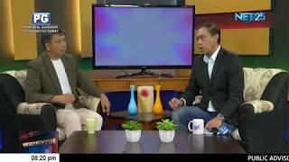Watch: Diskusyon -guest Prof. Jay Batongbacal --  6/15/18
