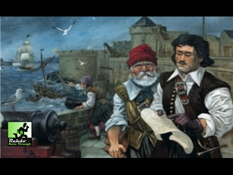 Saint Malo Gameplay Runthrough