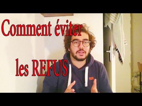 Q/A #5 Comment éviter les REFUS dans La procédure campus France  ?