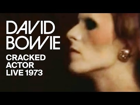 youtube david bowie cracked actor
