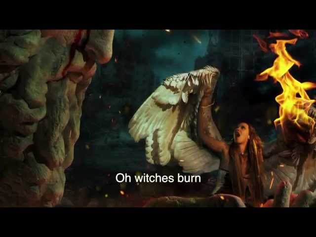 While The Witches Burn