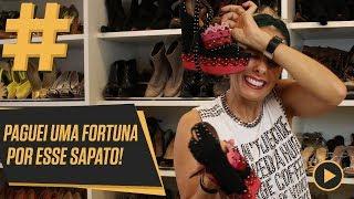 LOUCA POR SAPATOS | Adriane Galisteu #tag
