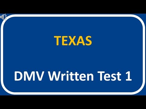 texas drivers license handbook