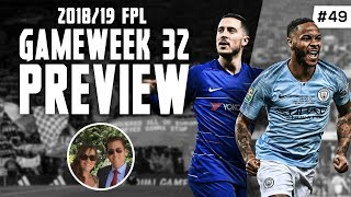 FPL Family - GW32 Preview - Treble City Attack Attack Attack! (FPLFamily)