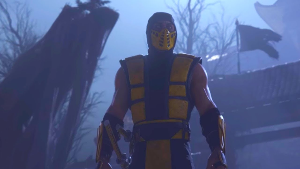 Why Everyone Plays Scorpion In Mortal Kombat 11's Ranked Mode