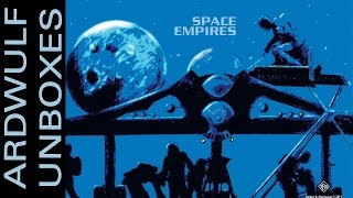 Unboxing Space Empires 4X