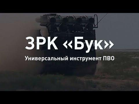 ЗРК «Бук»: универсальный комплекс ПВО за 60 секунд