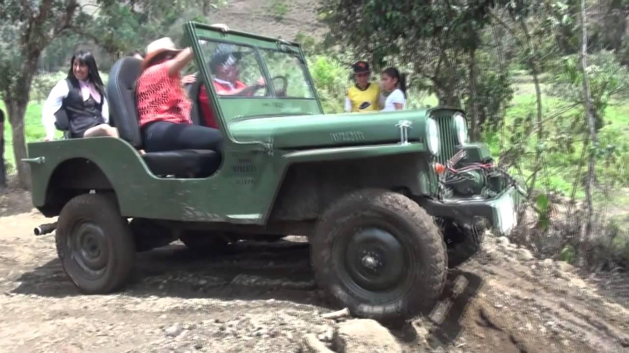 Pallatanga - Jeep Willys