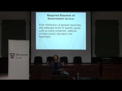 "Debra Satz, ""Privatization: Education, Prisons and National Security"""