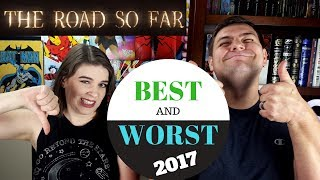 BEST AND WORST MOVIES OF 2017 (so far) - featuring LazyMovieNerd