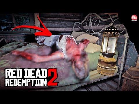 RED DEAD REDEMPTION 2 - DORMIR COM ESSA MULHER FOI O PIOR ERRO DE SUA VIDA! thumbnail