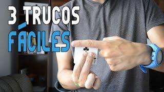 3 TOP Trucos de Magia Fáciles que Cualquiera puede Hacer