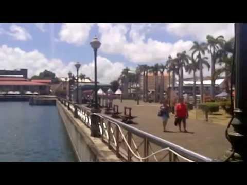 Ballade @ Port-Louis & Caudan Waterfront