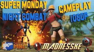 Super Monday Night Combat (Super MNC) Gameplay 1080p