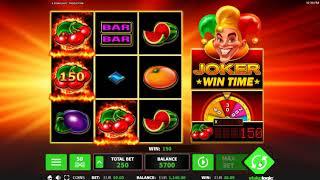 Игровой автомат Joker Win Time (StakeLogic)