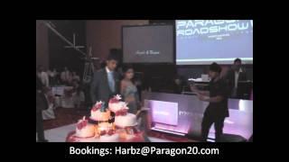PARAGON DHOL ACADEMY LIVE BRIDE & GROOM ESCORT