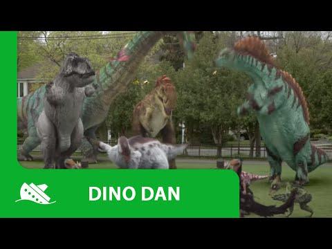 Dino Dan Harlem Shake
