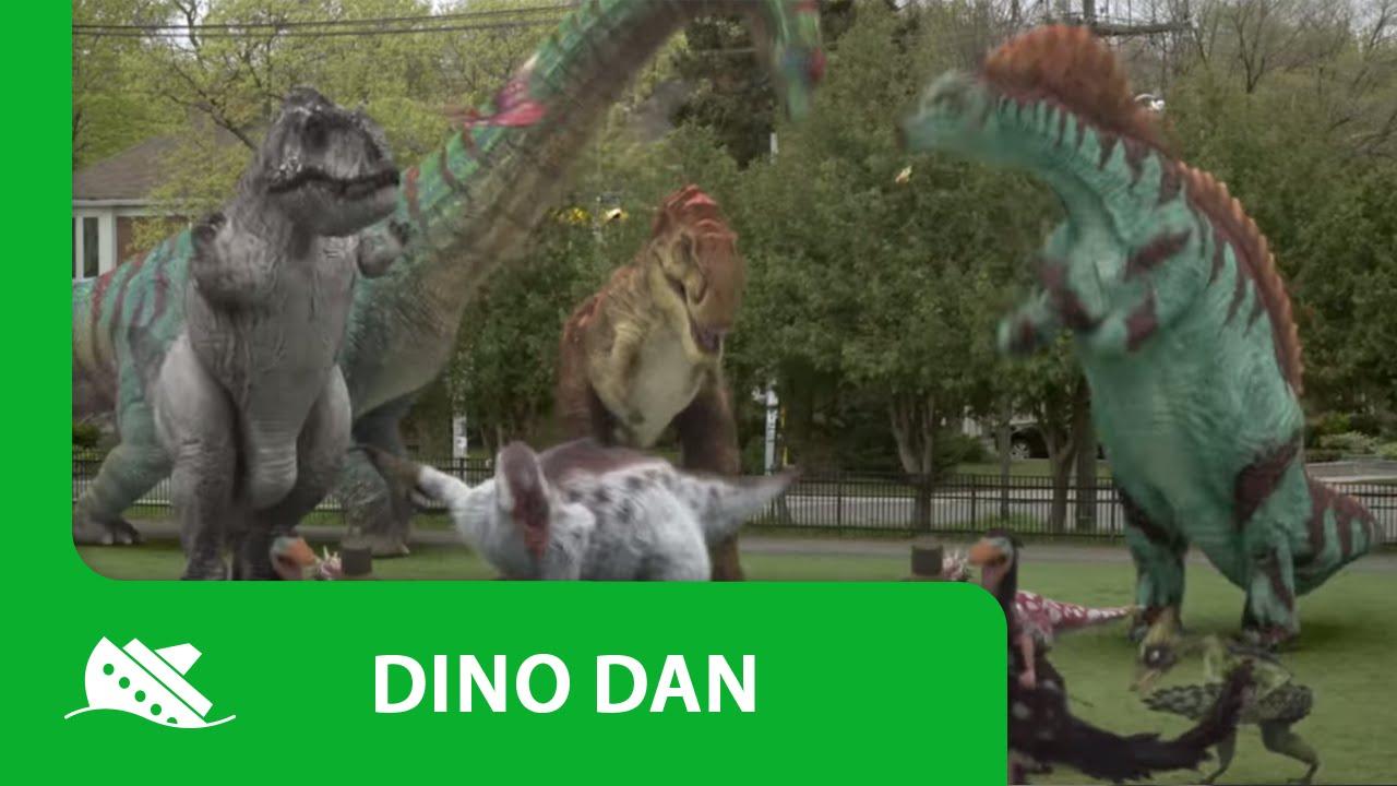 Dino Dan Harlem Shake - YouTube